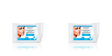 REMOVAL WIPES antioxidant make up  24 uds Postquam