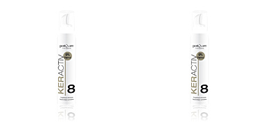 Fijadores y Acabados HAIRCARE KERACTIV fixing mousse with keratin Postquam