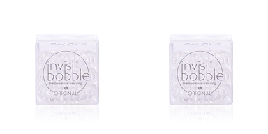 Invisibobble INVISIBOBBLE #crystal clear 3 uds