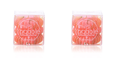 Invisibobble INVISIBOBBLE secret garden sweet clementine hair rings 3 uds