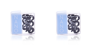 Invisibobble INVISIBOBBLE NANO true black hair rings 3 uds