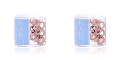 Invisibobble INVISIBOBBLE NANO to be or nude to be 3 uds