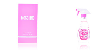 Moschino FRESH COUTURE PINK edt vaporizador 50 ml