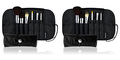 PROFESSIONAL estuche-manta con 6 brochas make up Beter