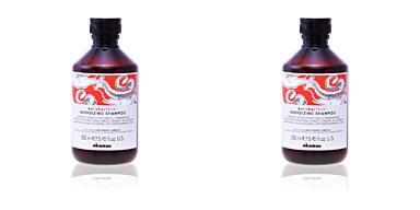 Champús NATURALTECH energizing shampoo Davines