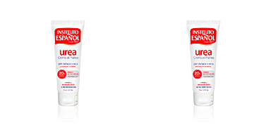 Hand cream & treatments UREA crema de manos piel dañada o seca Instituto Español