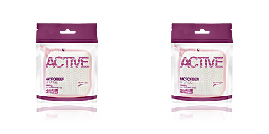 Toiletries ACTIVE ESPONJA microfibra Suavipiel