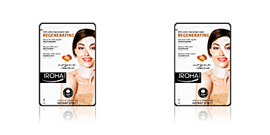 Face mask 100% COTTON FACE & NECK MASK argan-regeneration Iroha