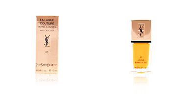 Yves Saint Laurent LA LAQUE COUTURE #62-jaune babouche 10 ml