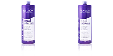 TOTAL COLOR CARE antifanding shampoo for blondes Revlon