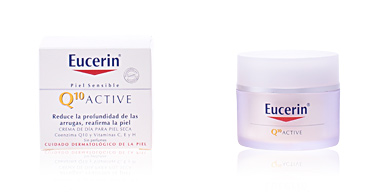 Q10 ACTIVE crema día antiarrugas PS 50 ml Eucerin