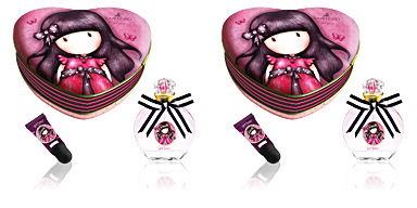 GORJUSS LADYBIRD CORAZON DE METAL COFFRET Gorjuss