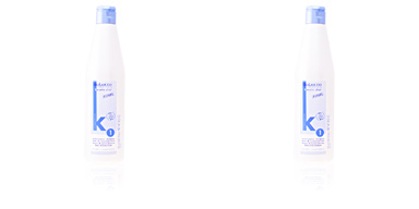 Shampoo anti-crespo KERATIN SHOT maintenance shampoo Salerm