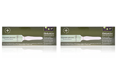 VEGETABLE PLACENTA restructurer 32 x 13 ml Salerm