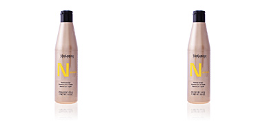 Champú anticaída NUTRIENT shampoo vitamins for hair Salerm