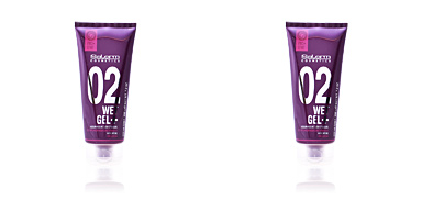 Hair Styling Fixers WET GEL+ medium hold wet look styling gel Salerm