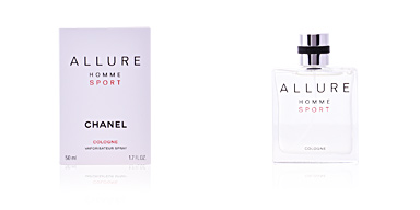 Chanel ALLURE HOMME SPORT COLOGNE eau de cologne spray 50 ml