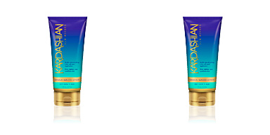 SUN KISSED gradual sunless lotion Kim Kardashian