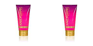 SUN KISSED instant sunless lotion Kim Kardashian