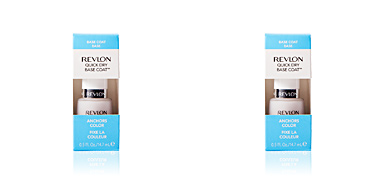 QUICK DRY base coat anchors color Revlon Make Up