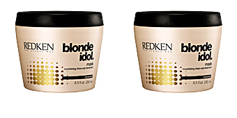 Hair mask for damaged hair BLONDE IDOL mask Redken