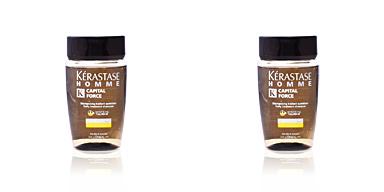 Kérastase HOMME CAPITAL FORCE shampooing traitant quotidien 80 ml