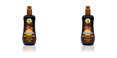 BRONZING INTENSIFIER dry oil with bronzer spray Australian Gold