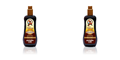 Corporales DARK TANNING ACELERATOR spray gel with instant bronzer Australian Gold