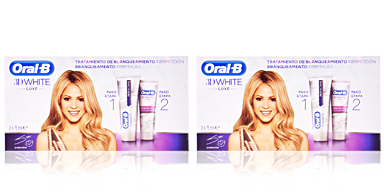 Oral-b 3D WHITE LUXE ACELERADOR BLANQUEAMIENTO LOTTO 2 pz