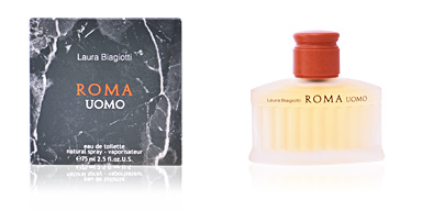 Laura Biagiotti ROMA UOMO eau de toilette spray 75 ml