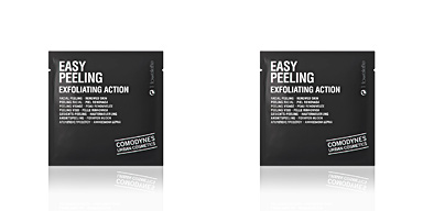 EASY PEELING exfoliating action facial peeling 1 uds Comodynes