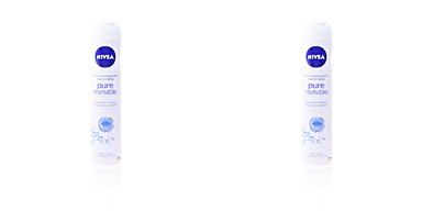 Nivea PURE INVISIBLE 48H deo spray 200 ml