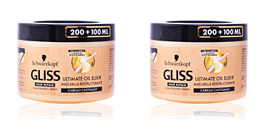 GLISS OIL ELIXIR mascarilla Schwarzkopf