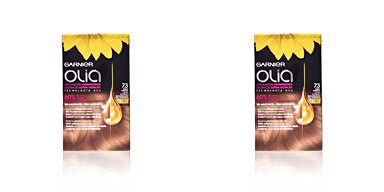 Tintes OLIA coloración permanente #7,3-golden dark blonde Garnier
