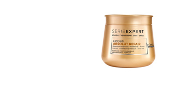 Hair mask for damaged hair ABSOLUT REPAIR LIPIDIUM masque L'Oréal Professionnel