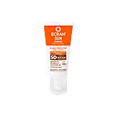 Faciales SUN LEMONOIL fluido protector cara y escote SPF50+ Ecran