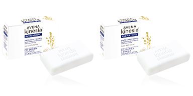 Nettoyage du visage AVENA TOPIC jabón pastilla Avena Kinesia