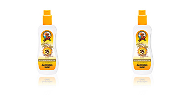 SUNSCREEN SPF15 spray gel Australian Gold