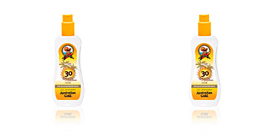 SUNSCREEN SPF30 spray gel Australian Gold