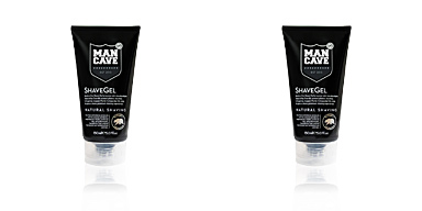 Shaving foam SHAVE GEL natural shaving Mancave