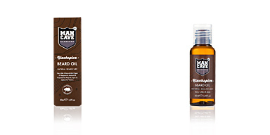 Mancave BEARD CARE BLACKSPICE beard oil 50 ml