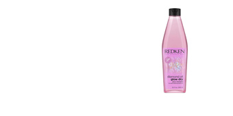 Shampoo for shiny hair DIAMOND OIL GLOW DRY gloss shampoo Redken