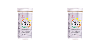 Tintes EOS coloración vegetal #cacao Wella