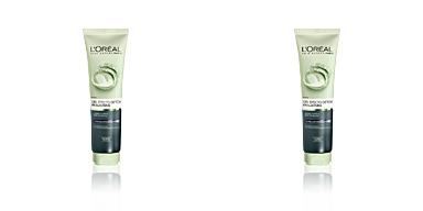 Nettoyage du visage ARCILLAS PURAS gel exfoliante detox negra L'Oréal París