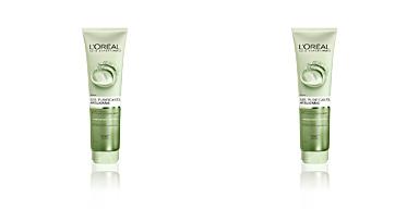Nettoyage du visage ARCILLAS PURAS gel limpiador purificante verde L'Oréal París