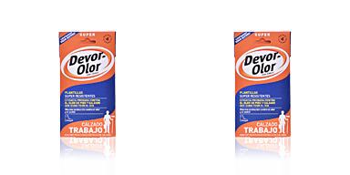 Tratamientos y cremas pies PLANTILLAS super resistentes Devor-olor