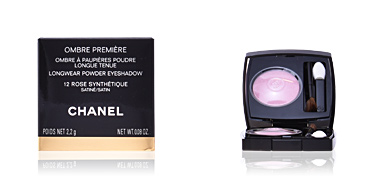Chanel OMBRE PREMIERE powder eyeshadow #12-rose synthétique