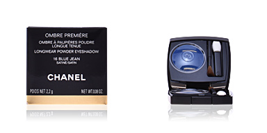 OMBRE PREMIERE powder eyeshadow #16-blue jean Chanel