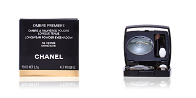OMBRE PREMIERE powder eyeshadow #18-verde Chanel