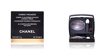Chanel OMBRE PREMIERE powder eyeshadow #24-chocolate brown